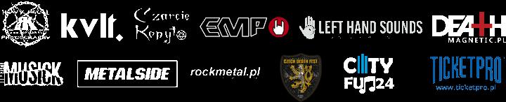 Partnerzy Metal Mine Festival