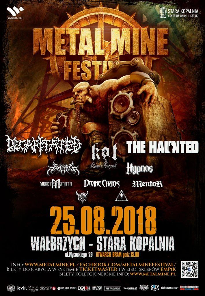 Metal Mine Festival 2018