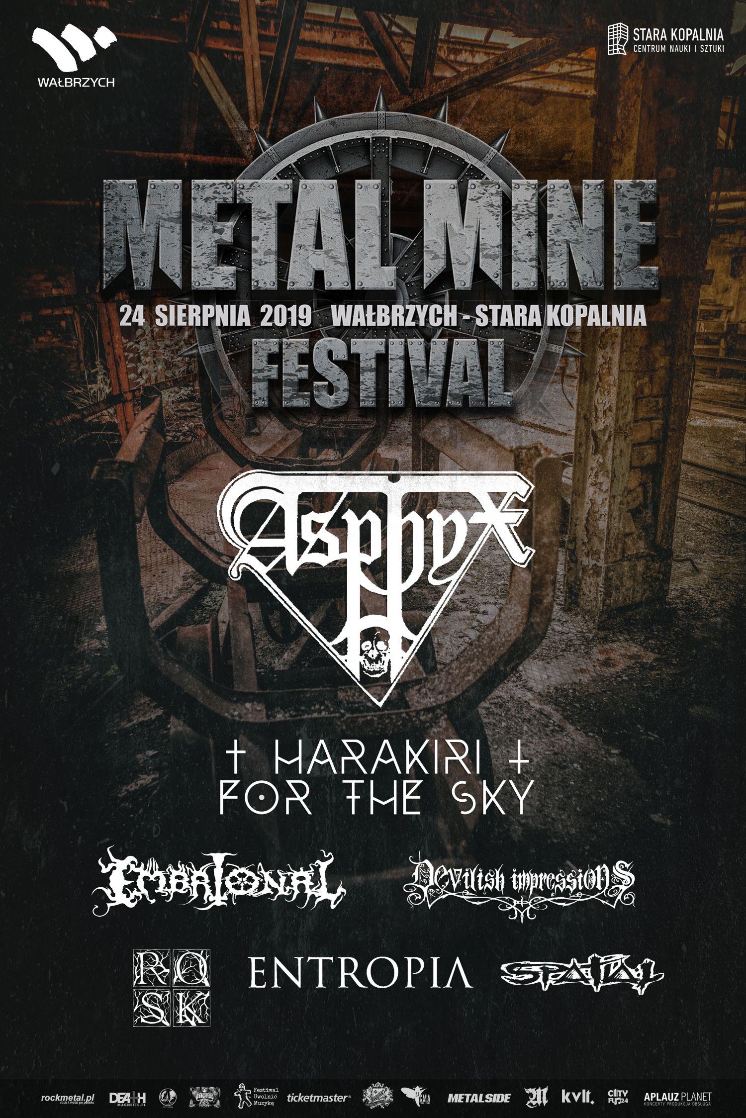 Metal Mine Festival 2019